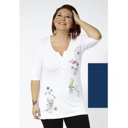 CAMISETA HOLGADA HAPPY 21839